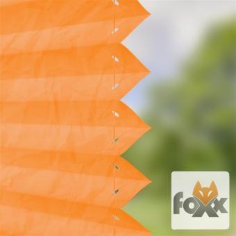 Plissee FOXX CRUSH 10 orange
