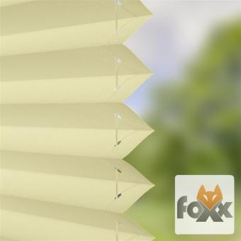 Plissee FOXX UNI 05 beige